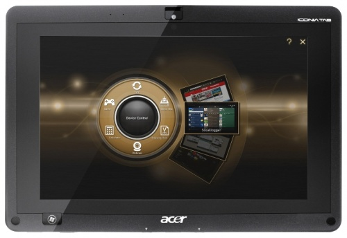 Ремонт планшета Acer Iconia Tab W501P dock AMD C60