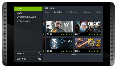 Ремонт планшета NVIDIA SHIELD Tablet 16Gb Wi-Fi