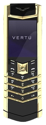 Ремонт телефона Vertu Signature S Design Yellow Gold