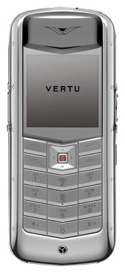 Ремонт телефона Vertu Constellation Exotic polished stainless steel dark brown karung skin