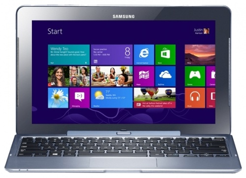Ремонт планшета Samsung ATIV Smart PC XE500T1C-H01 64Gb 3G dock