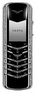 Ремонт телефона Vertu Signature M Design Black and White Diamonds