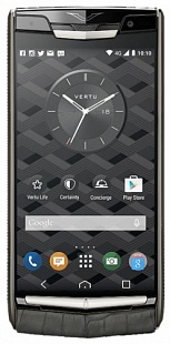 Ремонт телефона Vertu New Signature Touch Clous de Paris Alligator
